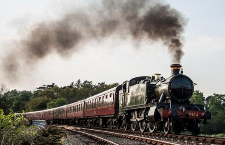 З сумської залізниці ледве стягнули збитки за забруднення повітря