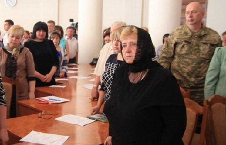 Матері загиблих добровольців АТО з Вінниччини збираються голодувати під стінами Верховної Ради