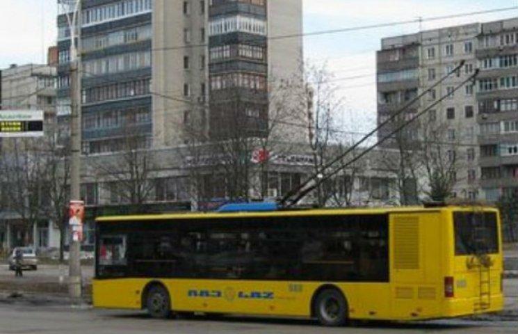 Сумські тролейбусники закидають виконкому й меру міста лобіювання інтересів маршрутників