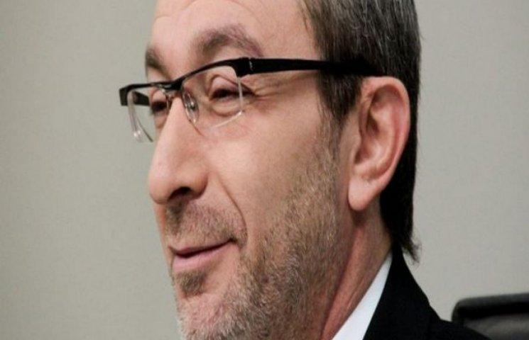 Кернеса обрали головою Асоціації міст-володарів призу Європи