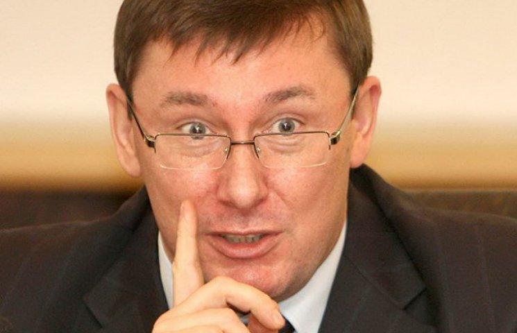 Луценко налякав Путіна до сліз