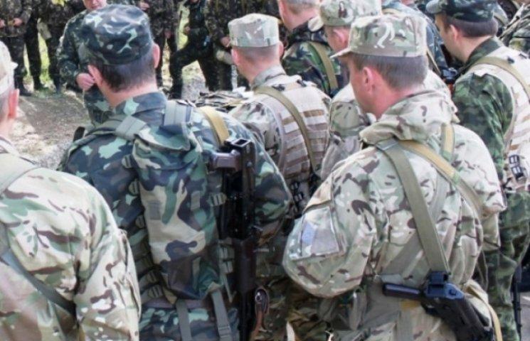 Понад 40 офіцерів із Закарпаття відправили готуватися до АТО