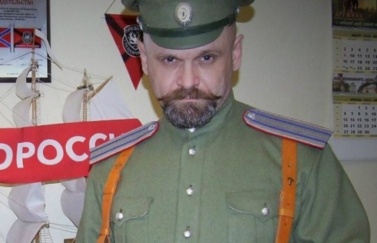 """Під Луганськом вбито ватажка банди """"Призрак"""" Олексія Мозгового"""