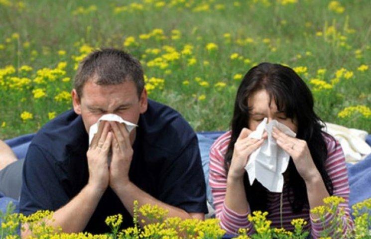 Особливості української алергії-2015
