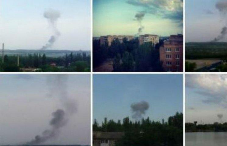 Сепаратисти сповістили про потужний вибу…