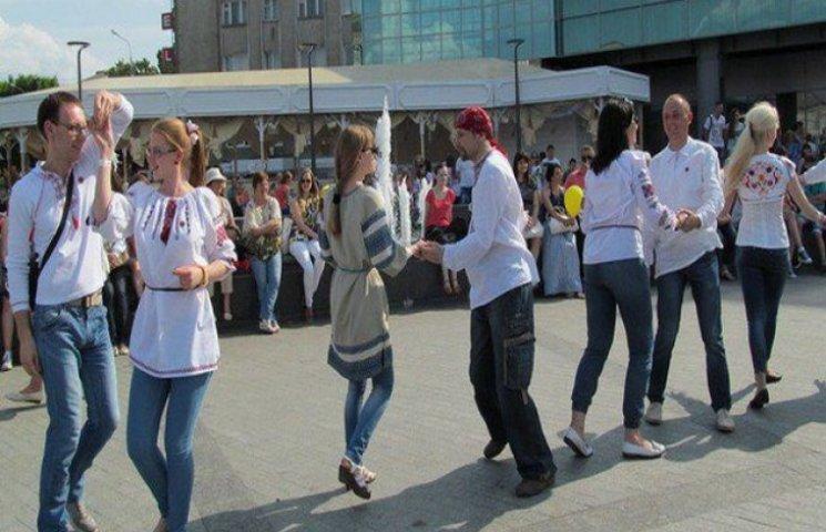 Вінниця витанцювала рекорд України