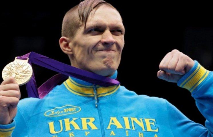Усик їде до Ужгорода на Чемпіонат України з боксу