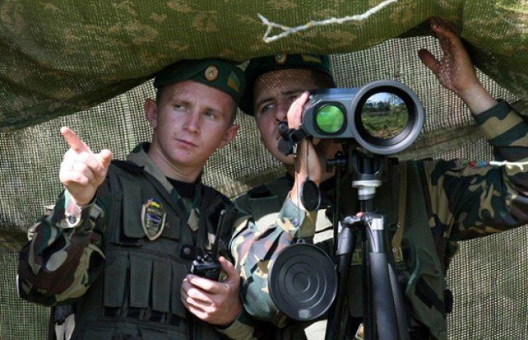 Сумські прикордонники вирушили в зону проведення АТО