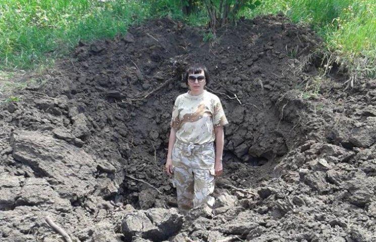 Курортне село під Маріуполем вщент зруйноване після обстрілів бойовиків (ФОТО)