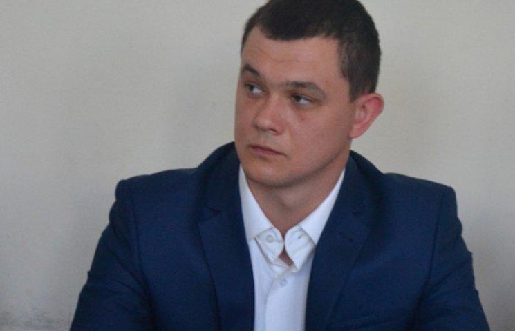 У Охтирці новий заступник мера має статус бійця АТО