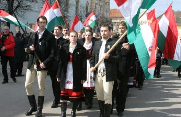 Угорці Закарпаття хочуть у рамках адмінреформи створити свій район