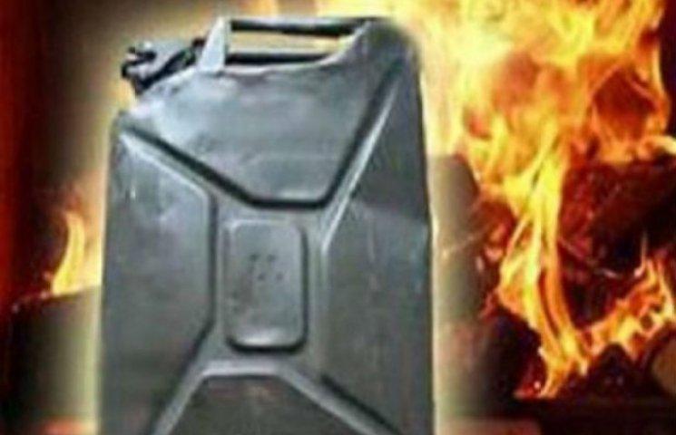 На Сумщині водій маршрутки намагався живцем спалити начальницю