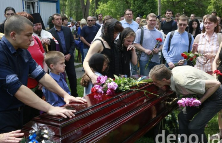 Тємура Юлдашева поховали на Лук