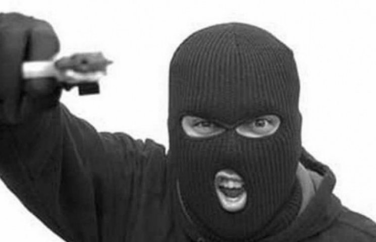 У Києві озброєний чоловік пограбував банк (ФОТО)