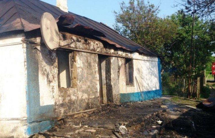 У Запорізькій області у житловому будинку вибухнув газовий балон
