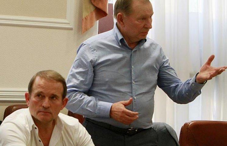 """Медведчук почав війну з людьми Суркова в """"ДНР"""""""