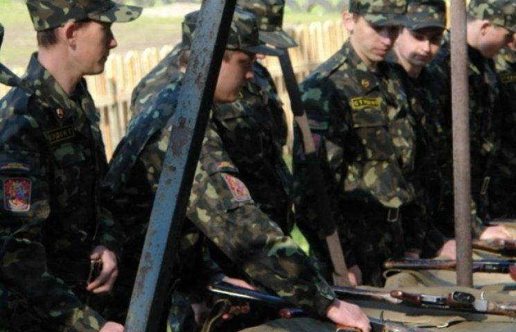 В Ужгородському національному університеті створюють військову кафедру