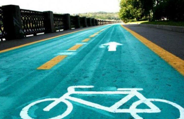 На будівництво велодоріжкі з Троєщини у центр витратять шалені кошти