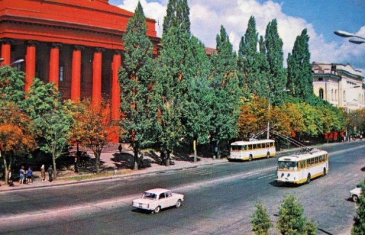 Київ 30 років тому: рідкісні кадри міста (ВІДЕО)