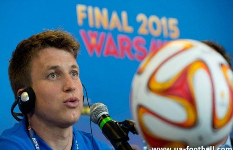 """Гравці """"Дніпра"""" за свій рахунок привезли до Варшави вболівальників-інвалідів"""