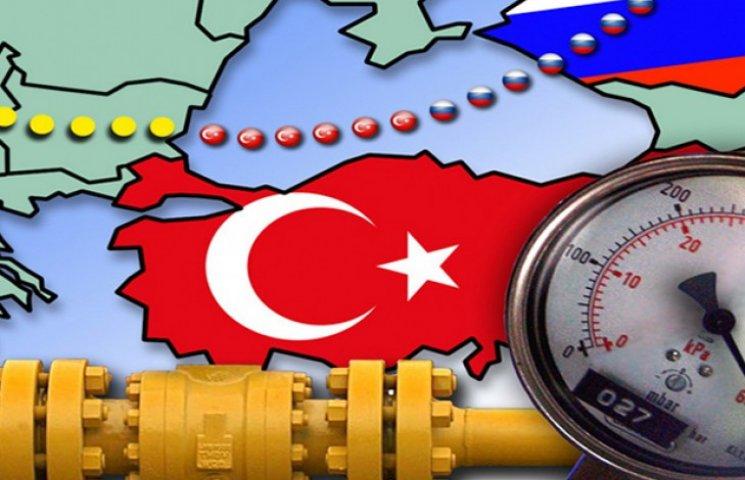 """Македонія може поставити хрест на мрії Кремля про """"Турецький потік"""""""