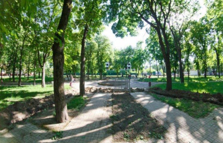 Сумська влада не знає, скільки парків вона заснувала і дерев посадила