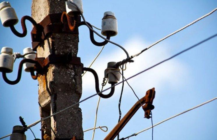 Наступний робочий тиждень почнеться у Сумах з відключення електрики на двох вулицях