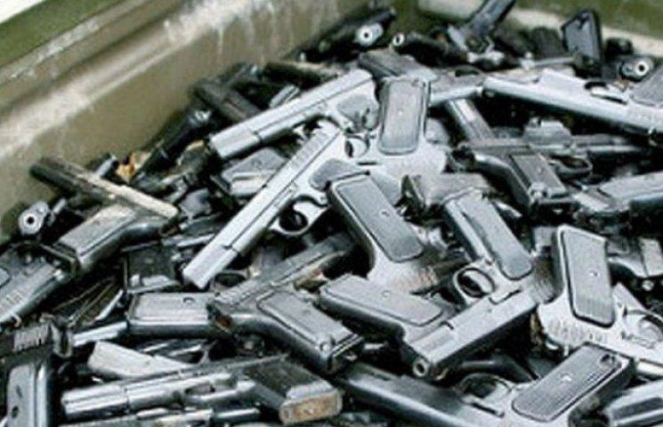 Київрада просить парламентарів легалізувати вогнепальну зброю