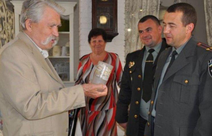 Герой визвольного руху України відвідав СІЗО в Ужгороді (ФОТО)