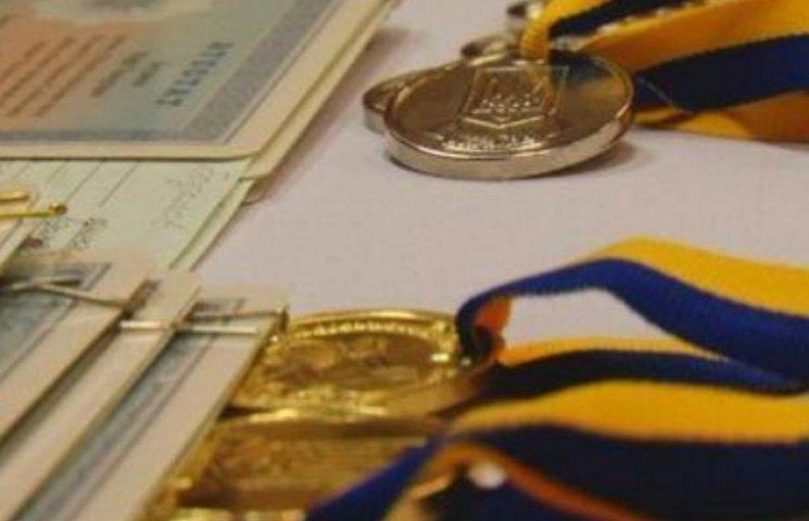 Цьогоріч на Закарпатті майже 400 медалістів
