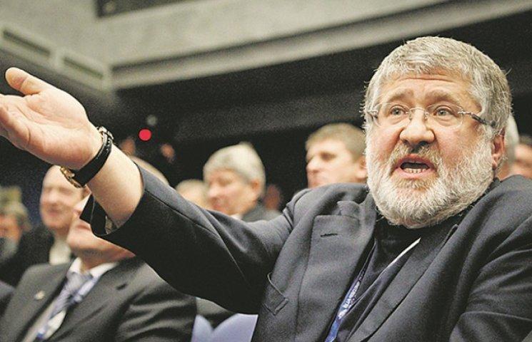 """Коломойський вважає, що його друга Палицю звільнили через серію """"95-го кварталу"""""""