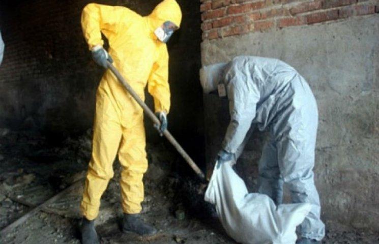 Після хімічного скандалу в Шостці заборонили утилізацію