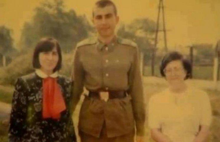 Саакашвілі проходив військову службу на Закарпатті (ФОТО)