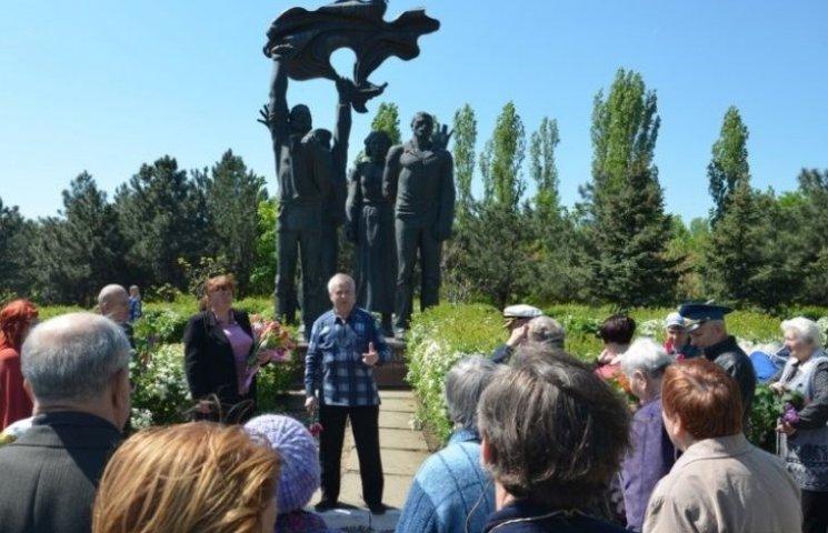 У Миколаєві на мітингу комуністи критикували владу та прославляли СРСР