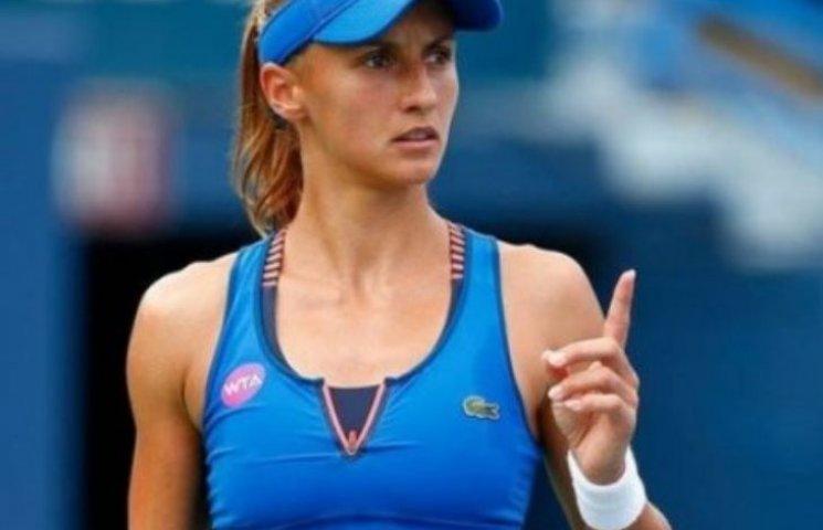 Миколаївська тенісистка зіграє з росіянкою на турнірі Madrid Open