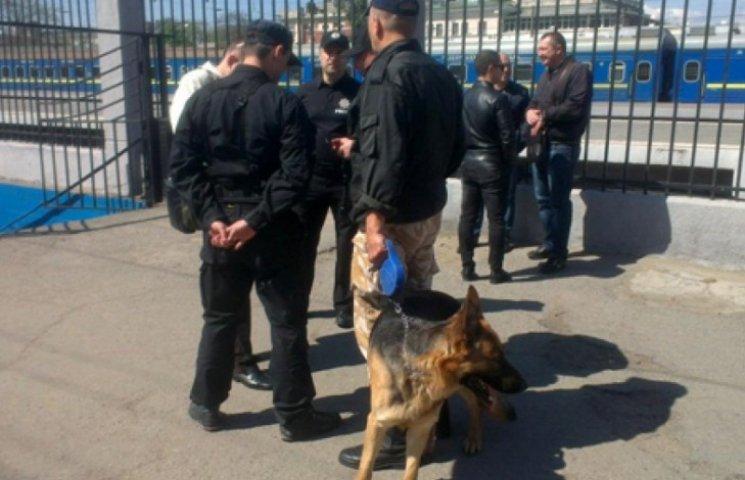 На Куліковому полі в Одесі виявили гранати