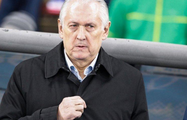 Михайло Фоменко: Ярмоленко і Степаненко?…