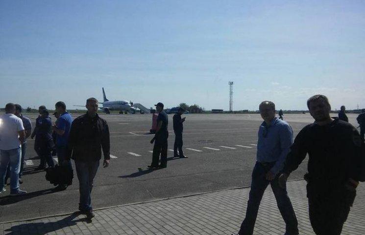 """Лідер """"Опоблоку"""" відлетів з Одеси, так і не побувавши на Куликовому полі"""