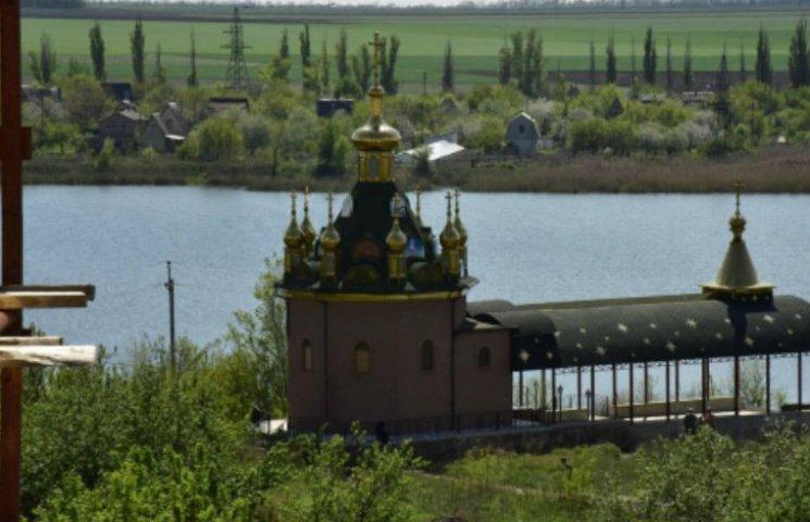 Аброськін показав, як виглядає побудований Арбузовим на Донбасі собор