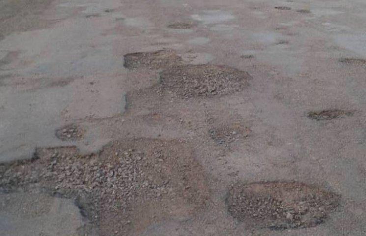 Туристи до миколаївських курортів не доїдуть: дороги вщент розбито