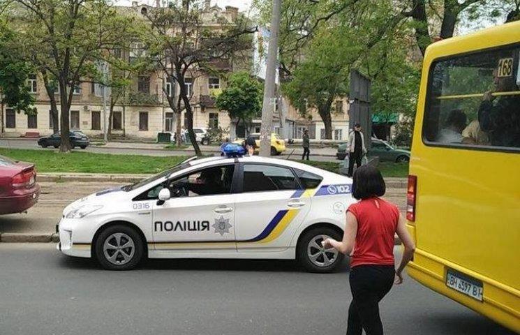 Журналістів одного з одеських телеканалів обстріляли з травматичної зброї