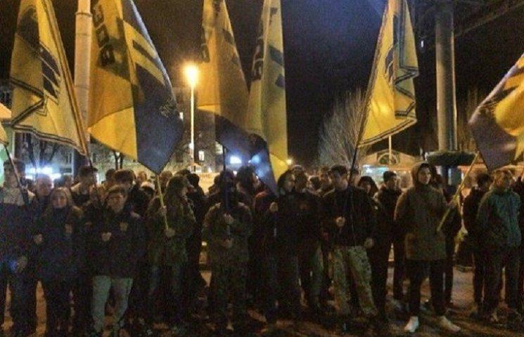 """Очільник Запорізької області проти заходів, які полк """"Азов"""" запланував на своє дворіччя"""