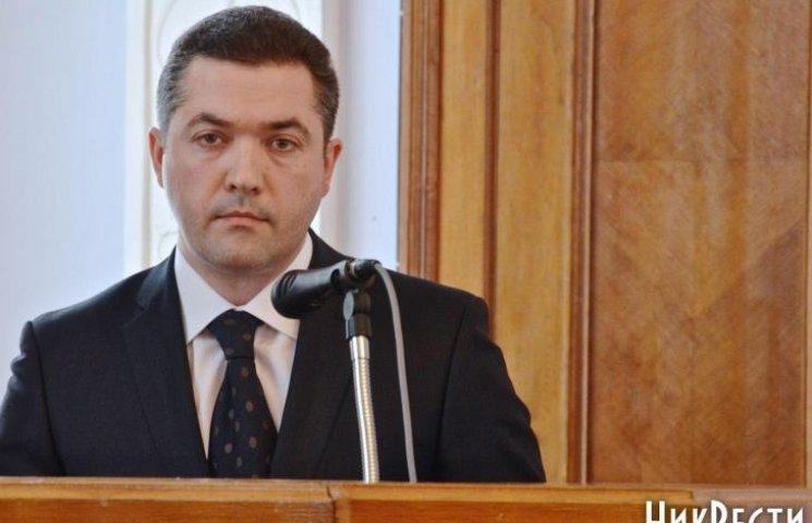 """Екс-прокурор Миколаєва може """"відхопити"""" землю біля річки за 20 тисяч гривень"""