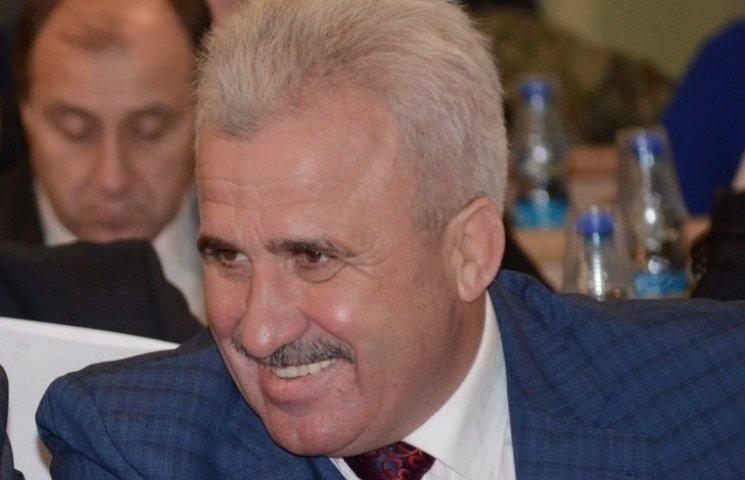 Процюк більше не перший заступник губернатора Хмельниччини