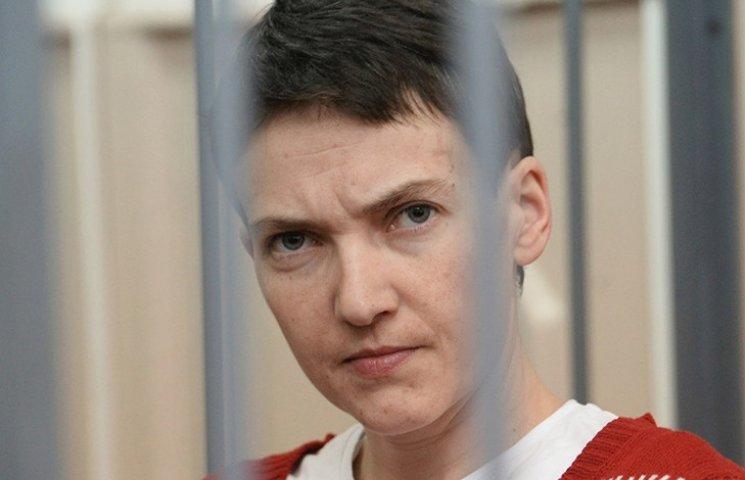 Для чего Путину обещания Киева, что Савченко будет сидеть в Украине