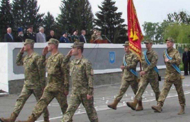 Шепетівський зенітно-ракетний полк відсвяткував 56-у річницю