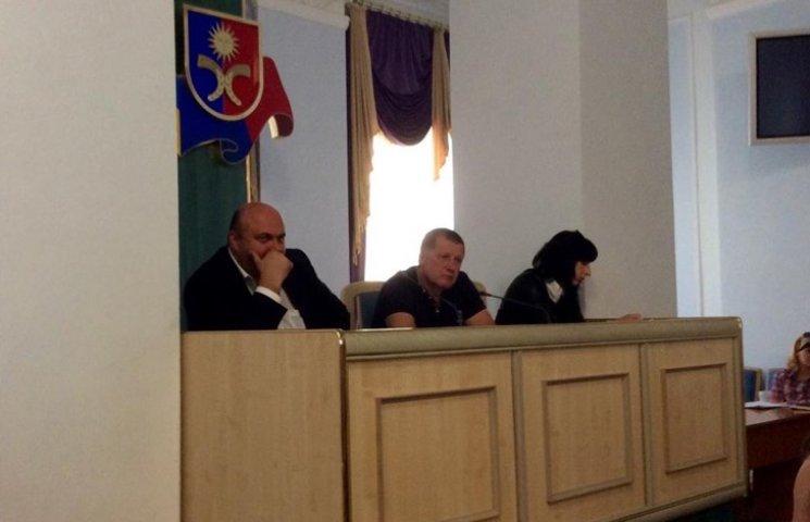 Новоспечений очільник Хмельниччини визначився зі своїм патронатом