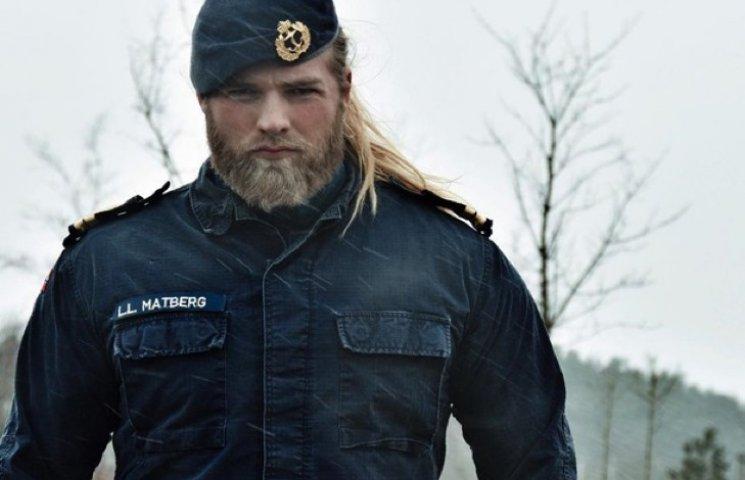 """Довговолосий """"вікінг"""" з Норвегії підкорив Instagram"""