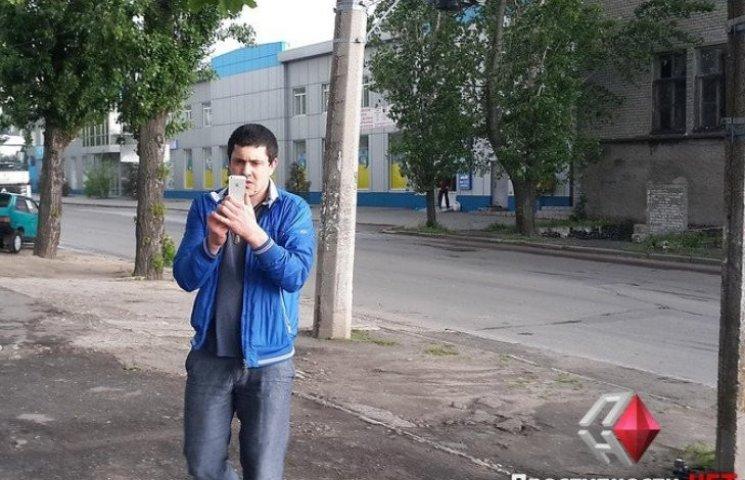 Один з нападників на миколаївських журналістів вивився членом проросійської партії