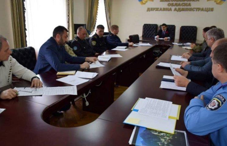 У Миколаєві організують цілодобове відеоспостереження на травневі свята